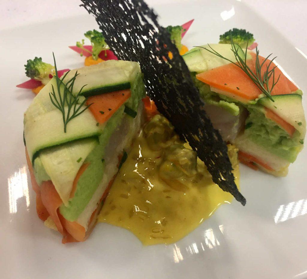 cours de cuisine dariole de poisson