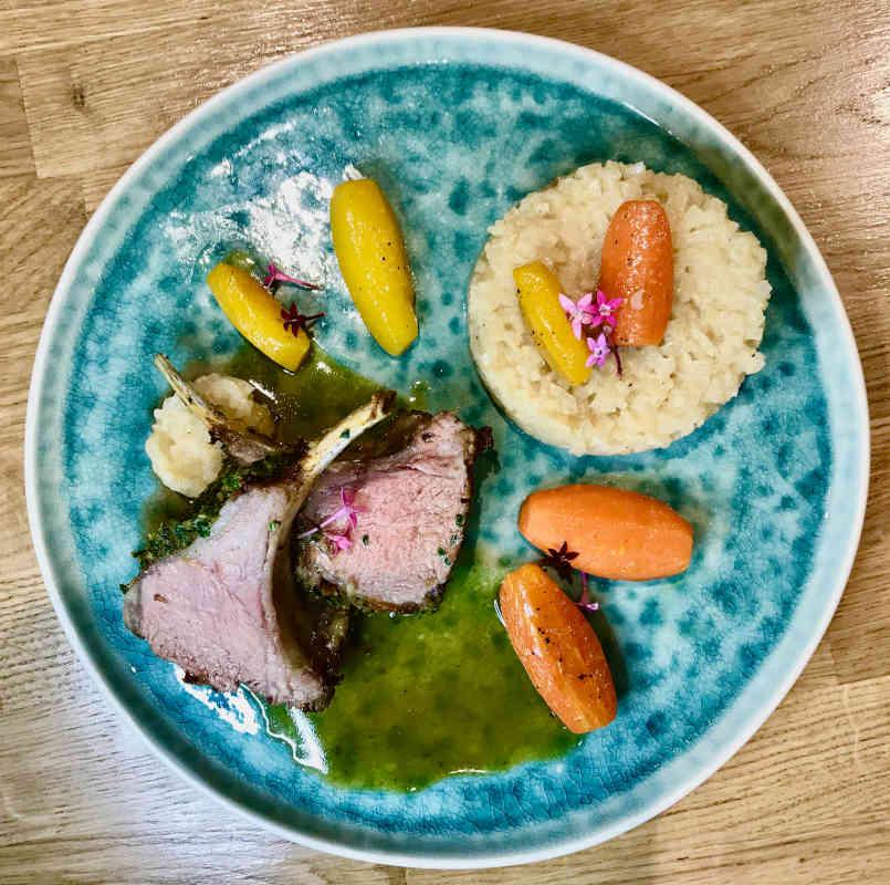 Cours de cuisine bistronomique Orléans