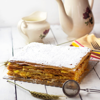 millefeuille pastry course orléans